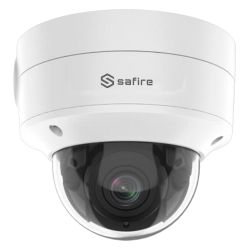 "Safire SF-IPD825ZUWH-4U-AI2 - Cámara IP 4 Megapixel, 1/2.7"" Ultra Low Light sensor,…"