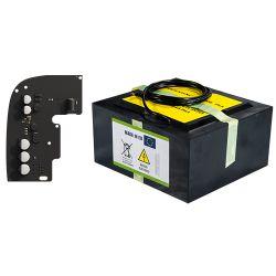 AJ-BATTERYKIT-7M - Ajax, Kit batería para Hub 2, Módulo autónomo y…