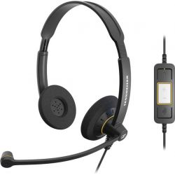 Headphones mic SC 60 USB ML...