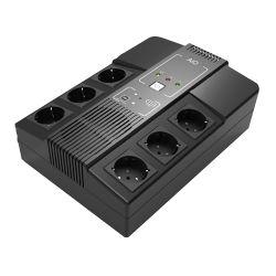 UPS600VA-6 - SAI monofásico line-interactive, Potencia 600VA/360W,…