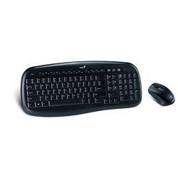 Kit Teclado + Mouse Sem Fio...