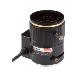 PFL2712-E6D - Lens with CS thread, Quality 6.0 Mpix, AutoIris Direct…