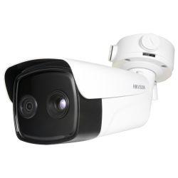 Hikvision DS-2TD2637B-10/P - Cámara térmográfica IP Hikvision, 384x288 Vox |…