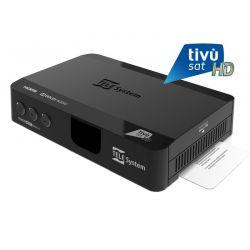 Tele System TS9018 DVB-S/S2...