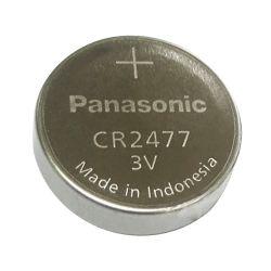 BATT-CR2477 - Battery CR2477 Panasonic, 3.0 V, Lithium, High…