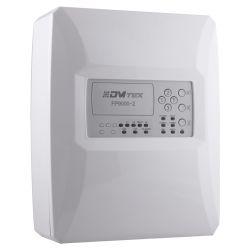Dmtech DMT-FP9000L-2-IT - Central convencional de 2 zonas, 2 Salida de Sirena, 2…