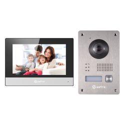 Safire SF-VIK004-S-2 - Video-intercom kit, 2 wire connectivity, Includes…