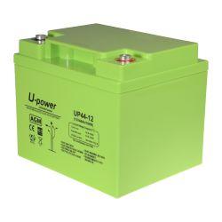 BATT-1244-U - Rechargeable battery, AGM lead-acid technology,…