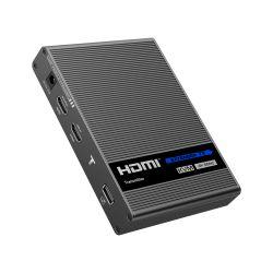 HDMI-EXT-4K-KVM - Extensor HDMI/USB por cable Ethernet CAT6, Emisor y…