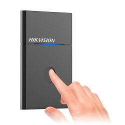 "Hikvision HS-ESSD-ELITE7-TG-G-500G - Hikvision SSD portable hard disk 1.8\"", Capacity 500GB,…"