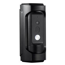 Safire SF-VI105E-IP - Videoportero IP, Cámara 2Mp con lente Pinhole, Audio…
