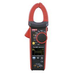 Uni-Trend MT-CLAMP-UT216C - Pinza amperimétrica, Pantalla LED de hasta 6000…
