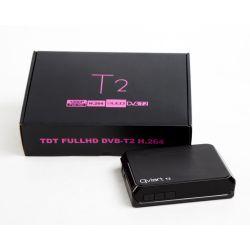 Receiver TDT QVIART T2 DVB-T2 H.264