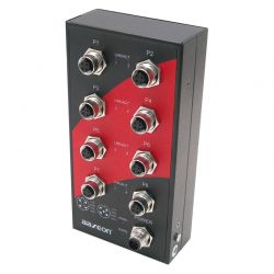 Airspace SAM-2704 Industrial unmanaged switch 8-port 10 / 100TX…