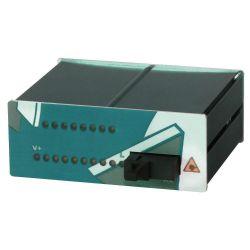 DEM-653 8 relay transceiver, 1xSM, 50 km, B side. 1310/1550nm