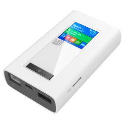 MIFI-4G-5200S - Router 4G Portátil, Conexión RJ45 10/100 o WiFi…