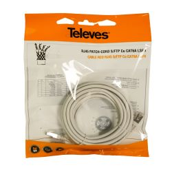 Network Cable RJ45 S/FTP...