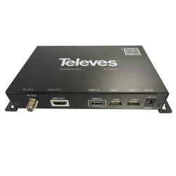 DVB-T 1e modulator: HDMI -...