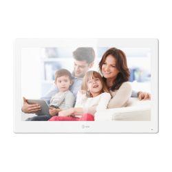 """Safire SF-VIDISP05-10WIP-A - Monitor para Videoporteiro, Ecrã TFT IPS de 10.1\"""",…"""