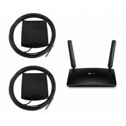 Kit 2 Antennas 4G/LTE...