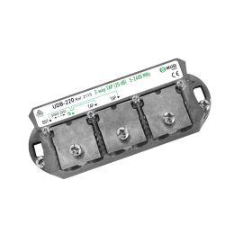 Ikusi UDB-220 Tap 2 output 20 dB FAST