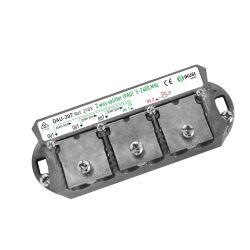 Ikusi DAU-307 Splitter + PAU 3 outputs FAST