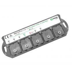 Ikusi DAU-510 Splitter + PAU 5 outputs FAST