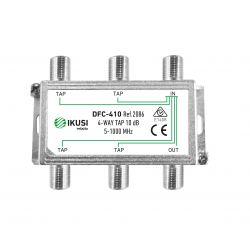Ikusi DFC-410 Tap 4 output 10 dB