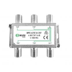 Ikusi DFC-415 Tap 4 output 15 dB
