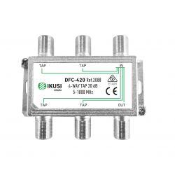 Ikusi DFC-420 Tap 4 output 20 dB