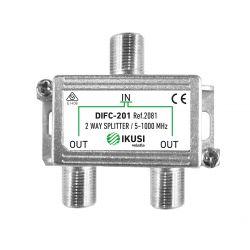 Ikusi DIFC-201 Splitter 2 outputs