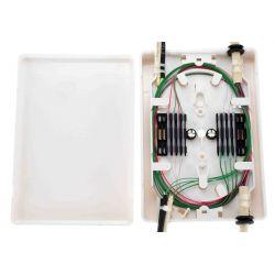 Ikusi RSE-006 Caja fibra interior con bandeja 12 portafusiones 1…