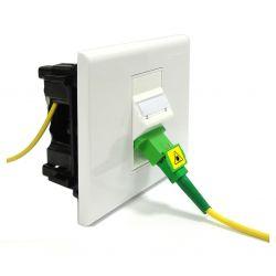 Ikusi ARTU-F01 Optical Fiber outlet