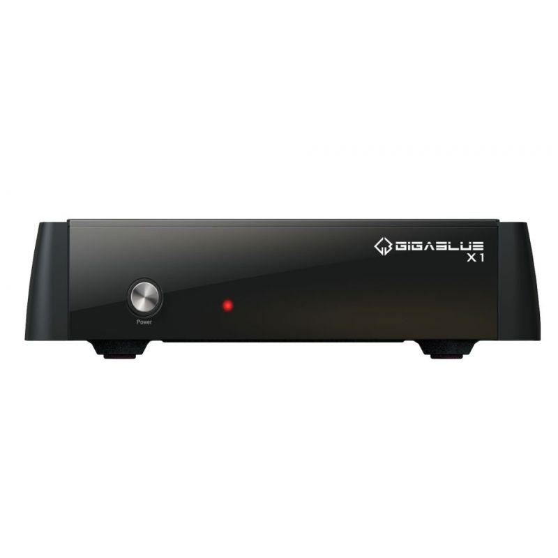 Récepteur Gigablue HD X1 DVB-S2 750MHz Enigma2
