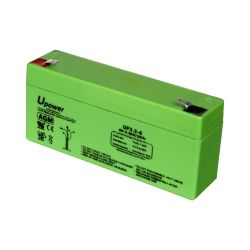 BATT-6033-U - Upower, Rechargeable battery, AGM lead-acid…