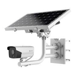 "Safire SF-IPB035WH-2YSOLAR-4G - 5 Megapixel IP Bullet Camera, 1/2.7\"" Progressive Scan…"