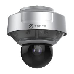 Safire SF-IPPAN184-16Y - Panoramic IP Camera + PTZ 2 Megapixel, 4 Lenses…