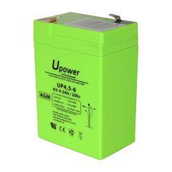 BATT-6045-U - Upower, Rechargeable battery, AGM lead-acid…