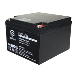 BATT-1226 - Batería recargable, Tecnología plomo ácido AGM,…