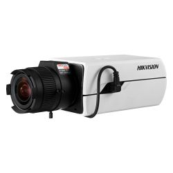 "Hikvision DS-2CD4C26FWD - IP Box Camera 2 Megapixel, 1/1.8\"" Progressive Scan…"