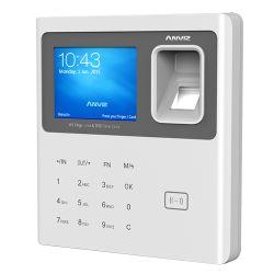 Anviz W1-MF - ANVIZ Time & Attendance Terminal, Fingerprints,…