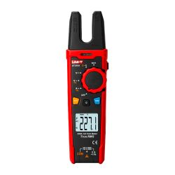 MT-FORKCLAMP-UT256A - Fork-type clamp ammeter, LCD display of up to 6000…