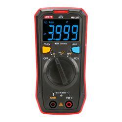 MT-POCKETMULTI-UT123T - Pocket Digital Multimeter, EBTN display up to 4000…