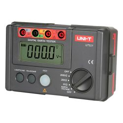 MT-EARTH-UT521 - Earth Resistance Meter, LCD display up to 2000…