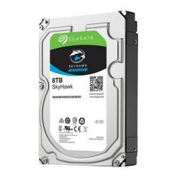 Seagate HD8TB-S - Disco duro Seagate Skyhawk, Capacidad 8 TB, Interfaz…