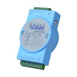 ADAM-6060-B - Data acquisition and control module, 6 digital inputs…