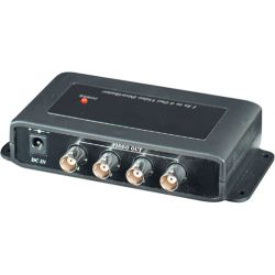 Airspace SAM-596 1 input 4 outputs video distributor
