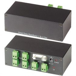 Airspace SAM-767 1 Input / 4 outputs distributor