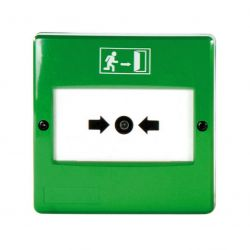 DEM-295 Resettable emergency manual pushbutton
