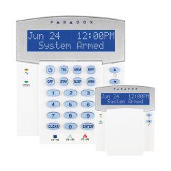 Paradox K32LX Clavier LCD avec récepteur via radio de 32 zones